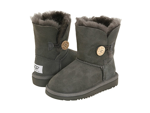 UGG Kids Bailey Button (Toddler/Little Kid)