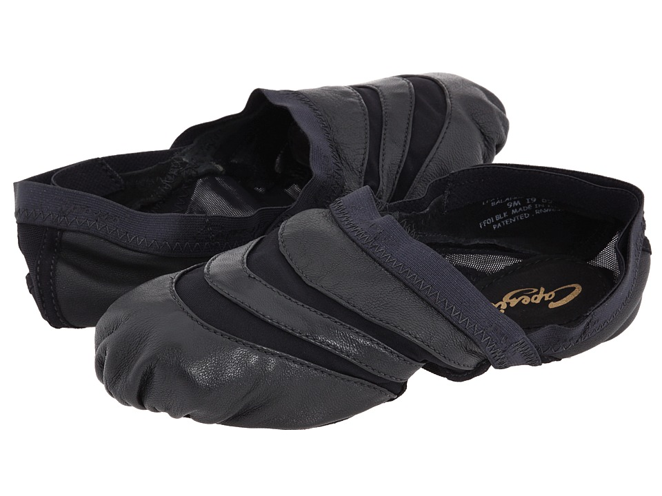 Capezio Freeform (Black) Dance Shoes