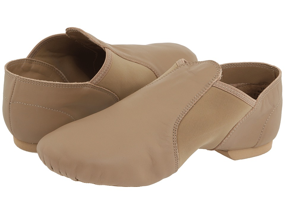 Capezio - Economy Jazz Slip On (Carmel) Dance Shoes