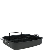 Emeril by All-Clad - Hard Anodized Roaster w/ Rack