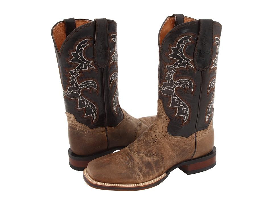 Dan Post - Franklin (Sand) Cowboy Boots