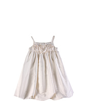 Us Angels - Bubble Dress w/ Rosettes (Little Kids)