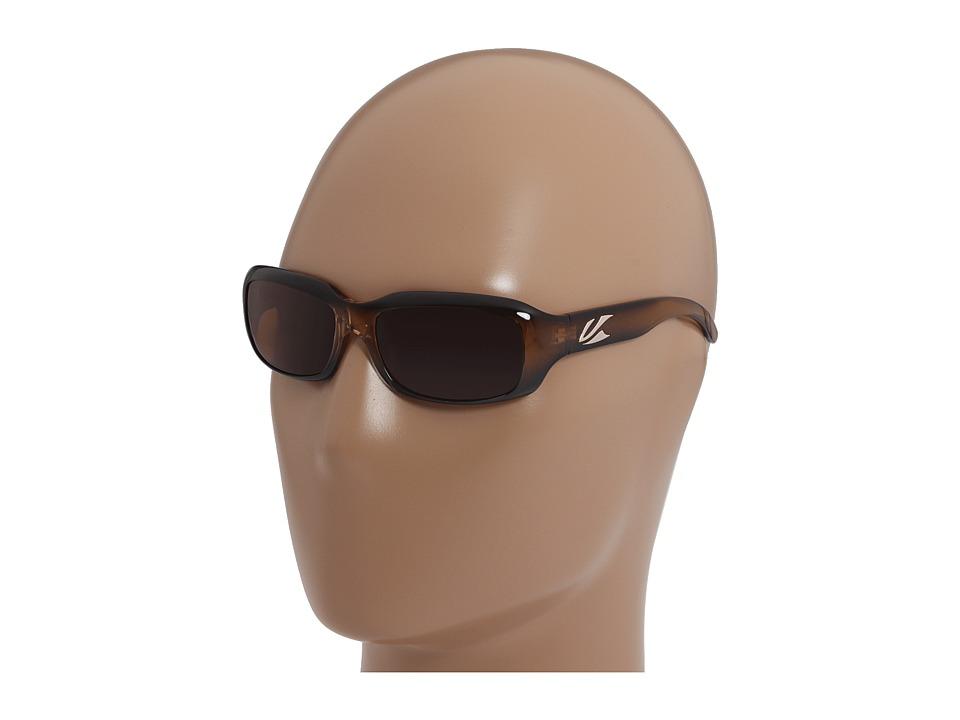 Kaenon Bolsa SR91 (Polarized) (Tobacco Denim Fade C12) Polarized Sport Sunglasses