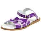 Salt Water Sandal by Hoy Shoes - Salt-Water - The Original Sandal (Youth/Adult) (Shiny Purple) - Footwear