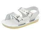 Salt Water Sandal by Hoy Shoes - Sun-San - Sea Wees (Infant) (Silver) - Footwear