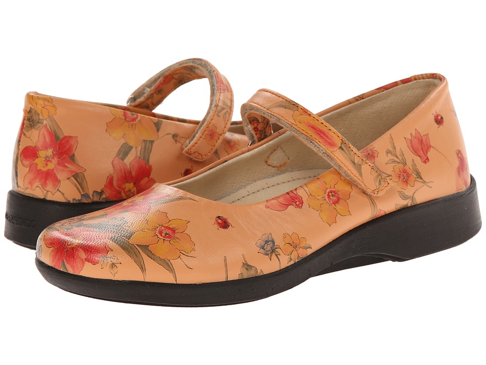 Arcopedico - Scala (Flower) Womens Maryjane Shoes