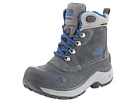 The North Face Kids - Chilkats (Toddler/Youth) (Zinc Grey/Aviator Blue) - Footwear