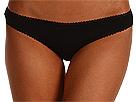 OnGossamer OnGossamer Cabana Cotton Hip Bikini 1402