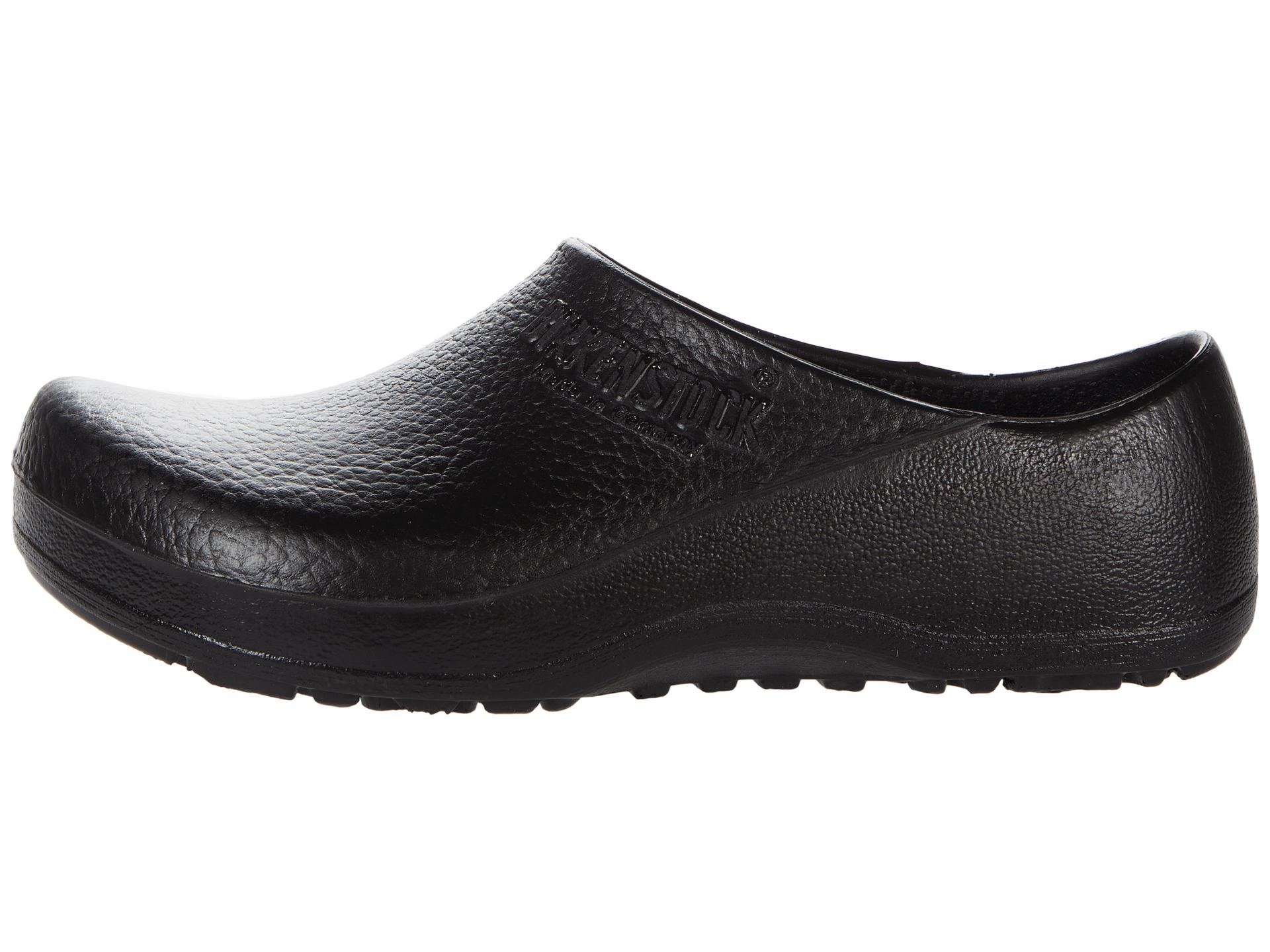 birkenstock professional clogs black