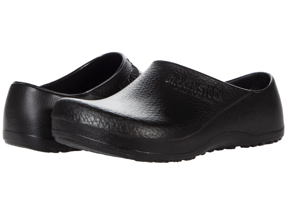 Birkenstock Professional Birki by Birkenstock (Black) Clog Shoes
