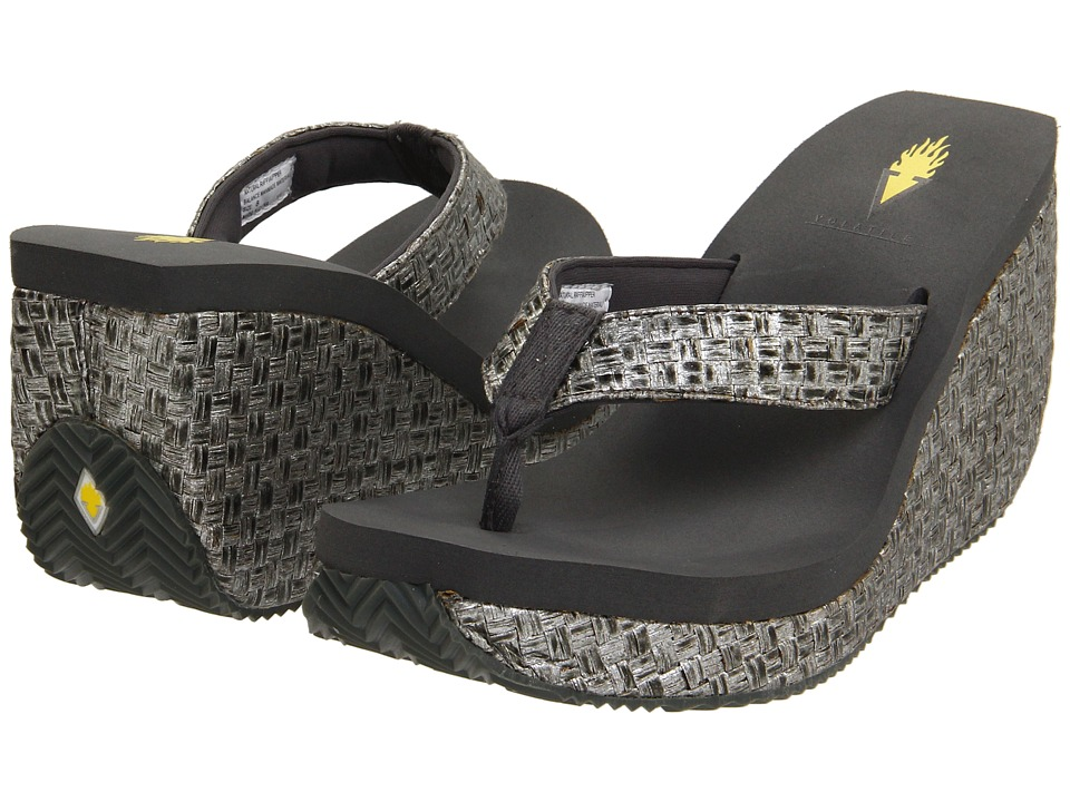 VOLATILE Cha-ching (Pewter) Sandals