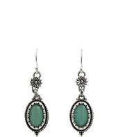 Lucky Brand - Morning Star Double Drop Earrings