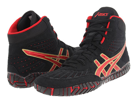 ASICS Aggressor 2 Wrestling Shoes - WePlay Sports