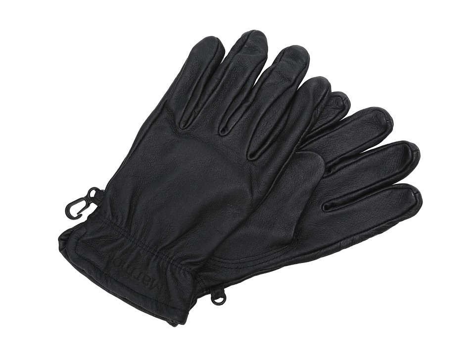 Marmot Basic Work Glove (Black) Extreme Cold Weather Gloves