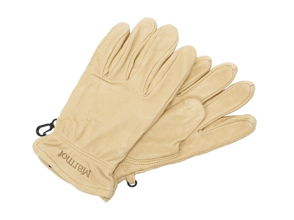Marmot Basic Work Glove (Tan) Extreme Cold Weather Gloves