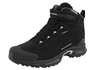 Salomon - Deemax 2 Dry (Black/Black/Aluminum) -