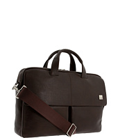 KNOMO London - Dundee Single Compartment Laptop Briefcase