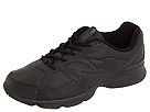 New Balance MW512 Black Shoes