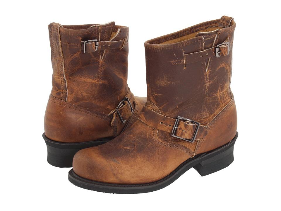 Frye Engineer 8R (Dark Brown) Women's Pull-on Boots