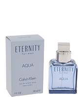 Calvin Klein - Eternity for Men Eternity Aqua Eau De Toilette 1.0 oz