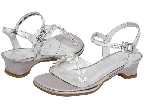 Kenneth Cole Reaction Kids Ella Too (Toddler/Little Kid) - Clear/Silver