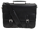 Kenneth Cole Reaction A Brief History 5 Double Gusset Flapover Portfolio