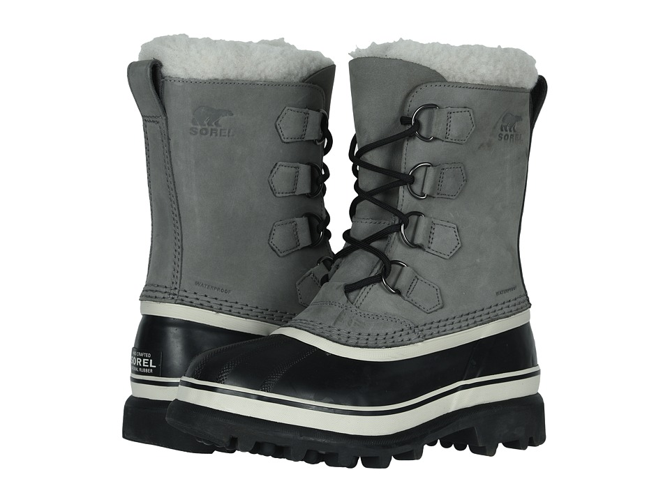 SOREL Caribou Shale/Stone Womens Cold Weather Boots