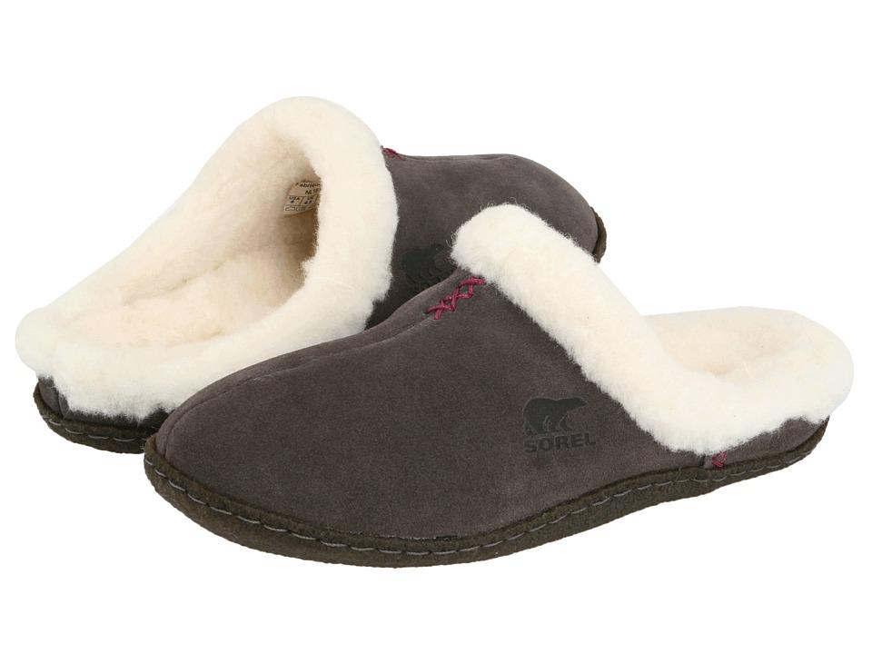 SOREL Nakiska Slide (Shale/Tarte) Slippers