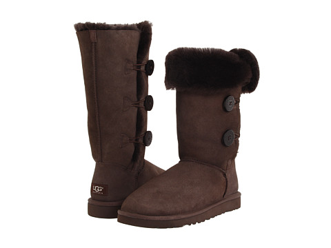 UGG Bailey Button Over-the-Knee Boots ($395) | Kardashian ...