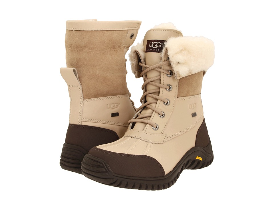 Ugg Adirondack Boot II (Sand) Women's Cold Weather Boots