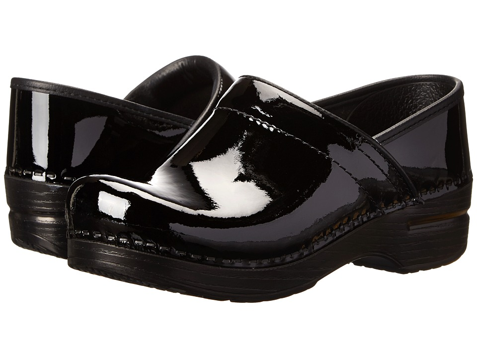 052dc9d4 Dansko Professional (Black Patent Leather) Clog Shoes - Price Comparison &  Price History