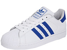adidas Originals - Superstar 2 (Running White/Satellite/Running White) - Footwear