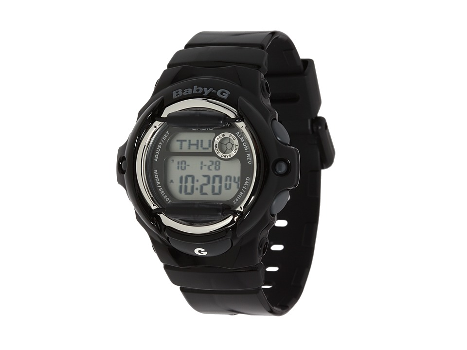 G Shock Baby G Whale BG169R Black Sport Watches