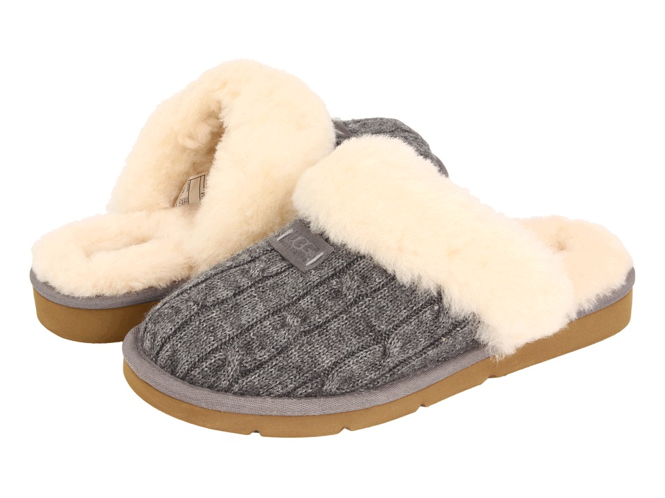 UGG Slippers Grey