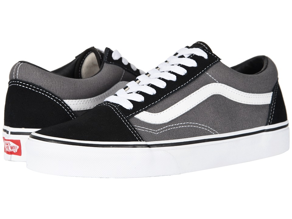 Vans - Old Skooltm Core Classics (Black/Pewter) Shoes