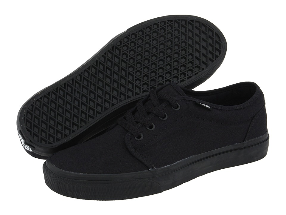 106 Vulcanized Core Classics (Black) Skate Shoes