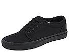 Vans - 106 Vulcanized Core Classics (Black) -
