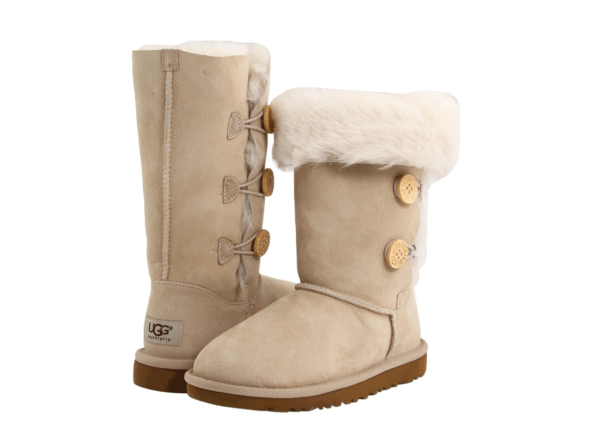 girls in ugg boots