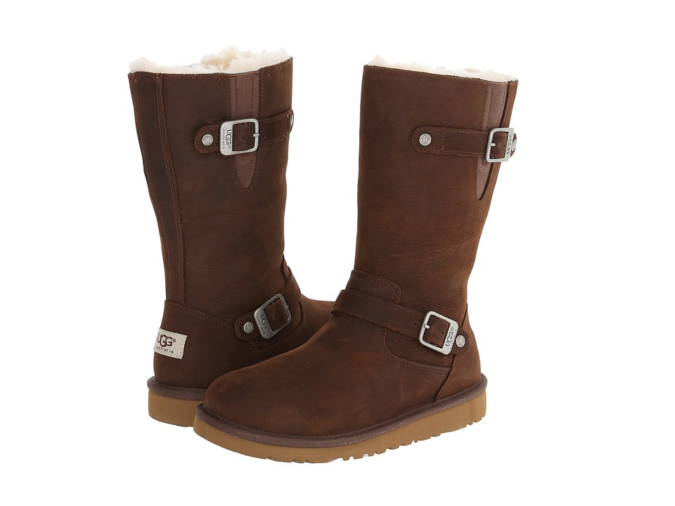 Ugg Kids - Kensington (Toddler/Little Kid/Big Kid) (Toast...