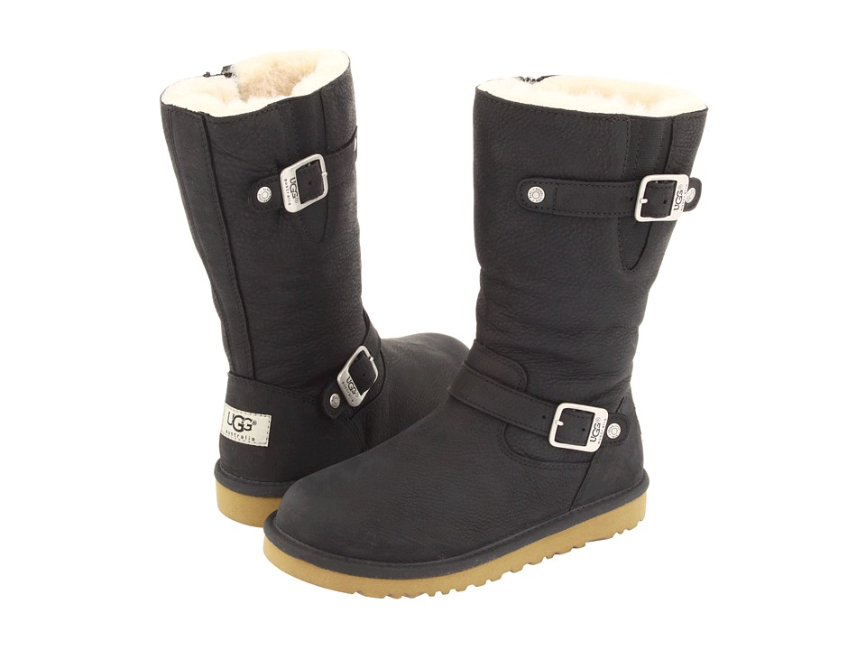 Ugg Kids - Kensington (Toddler/Little Kid/Big Kid) (Black...