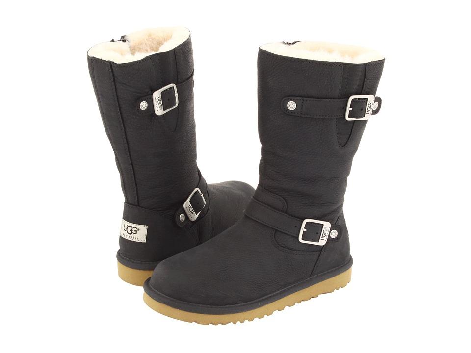 UGG Kids Kensington Toddler/Little Kid/Big Kid Black Kids Shoes