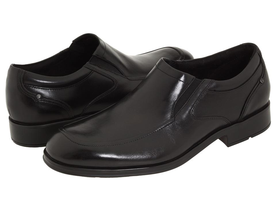 Rockport Alpenglow (Black Full-Grain Leather) Men