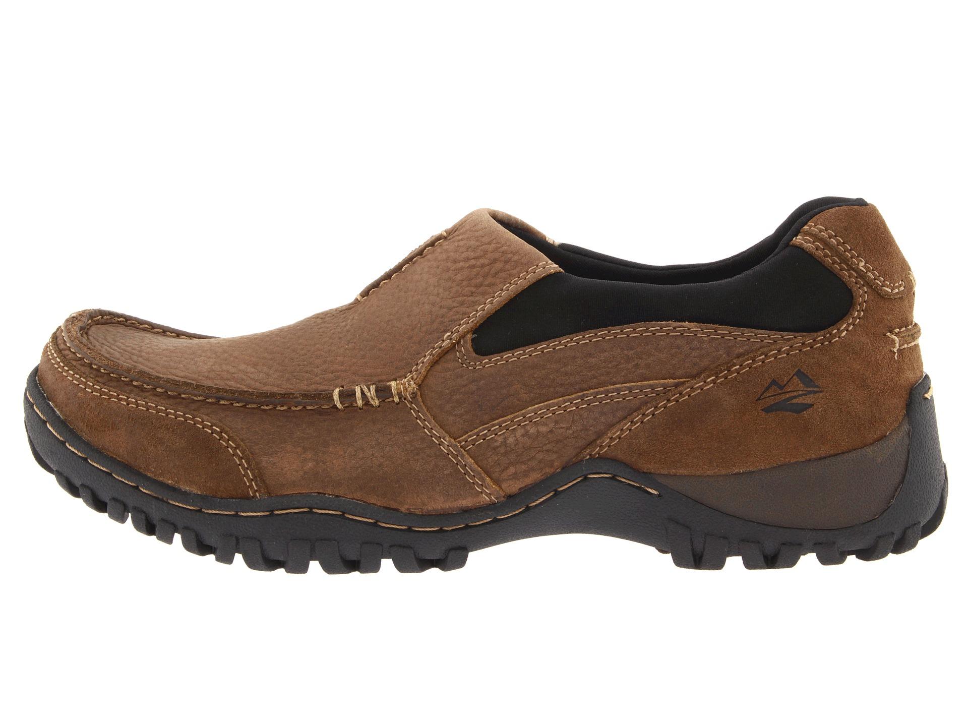 Nunn Bush All Terrain Comfort Shoes
