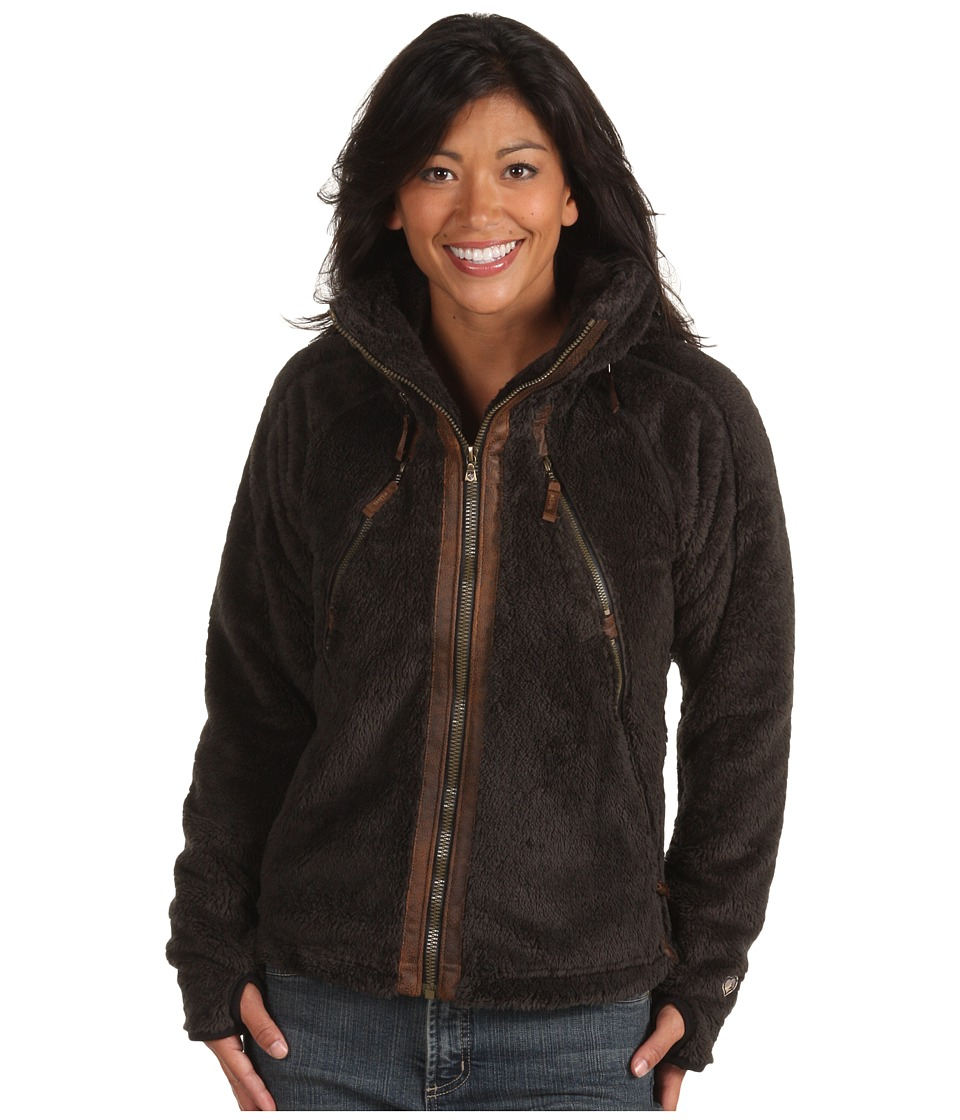 KUHL Flight Jacket (Raven) Women