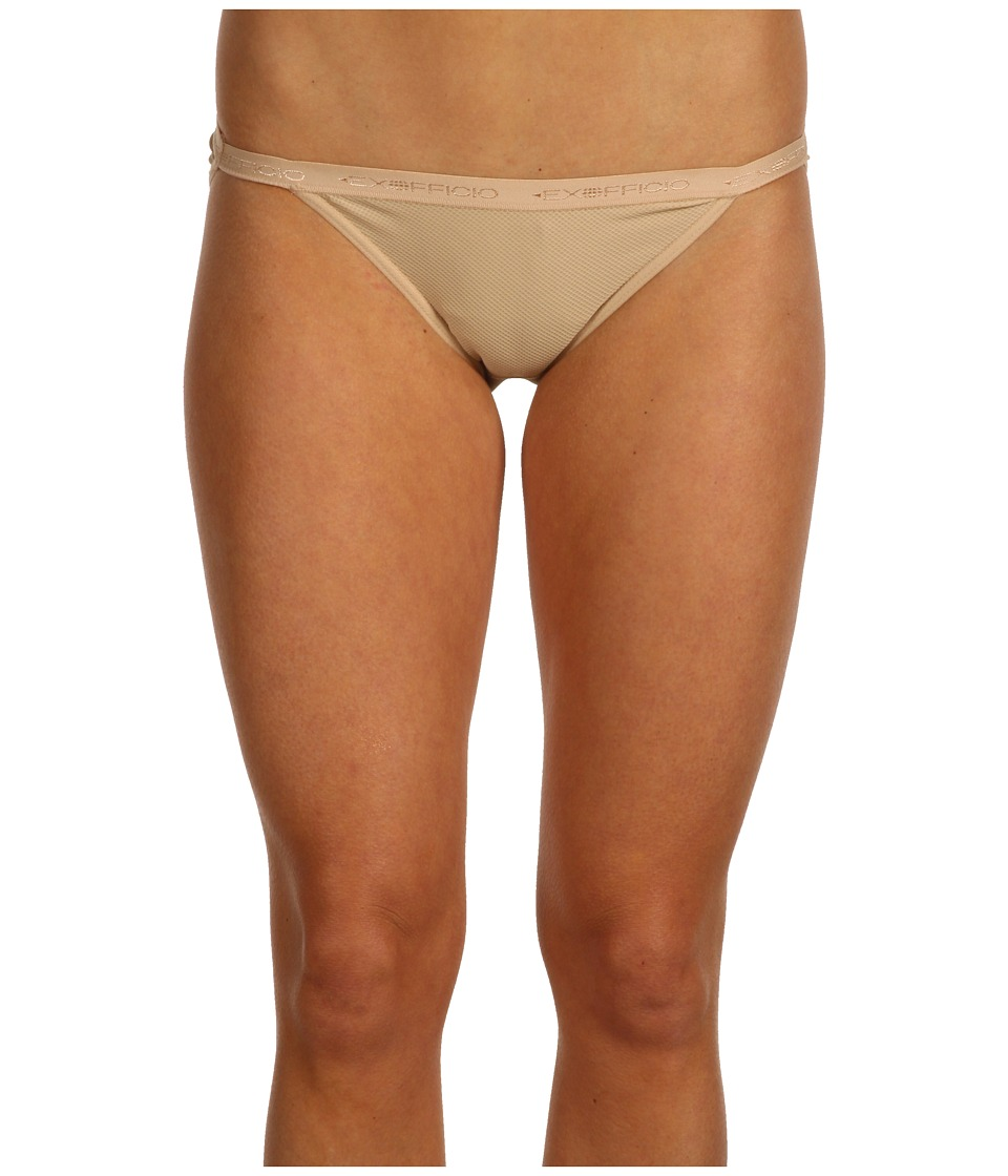ExOfficio Give-N-Go String Bikini (Nude) Women