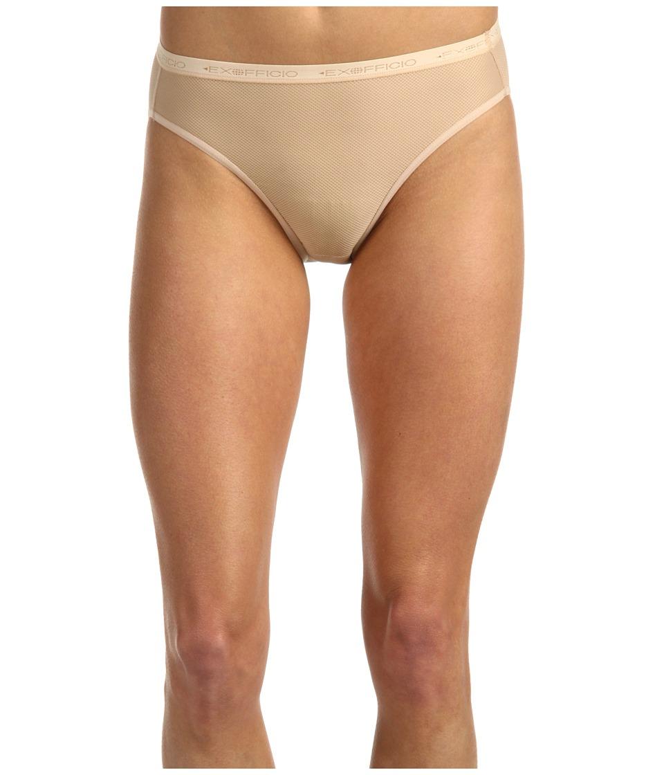 ExOfficio Give-N-Go(r) Bikini Brief (Nude) Women's Underwear