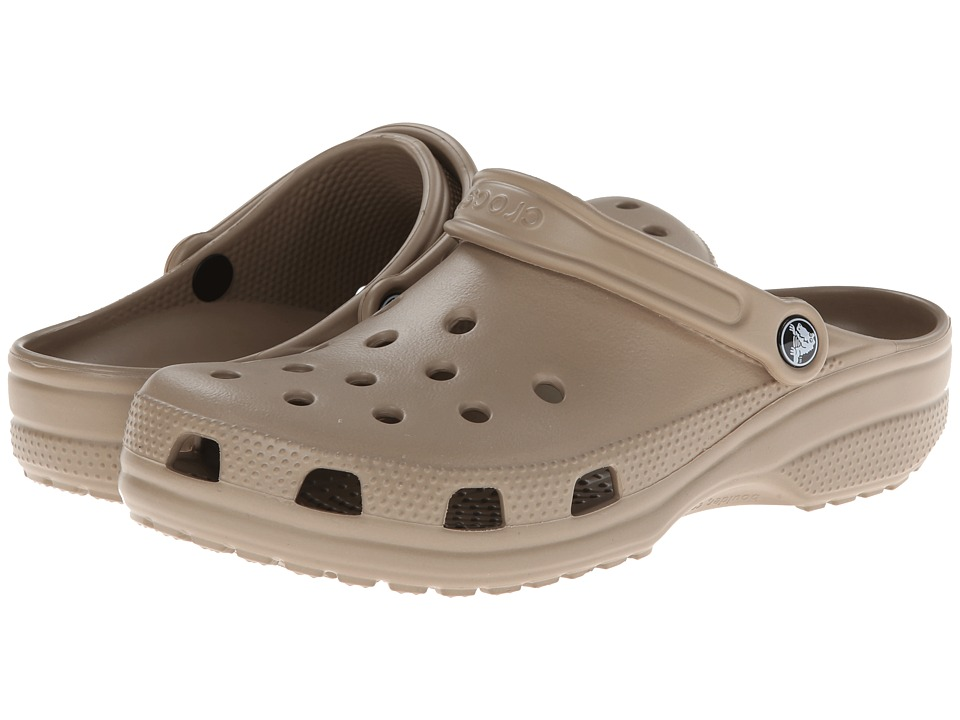 Crocs - Classic Clog (Khaki) Clog Shoes