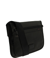 Tumi - Alpha Travel - Small Leather Flap Body Bag