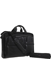 Tumi - Alpha Business - Leather Compact Large Screen Computer Case