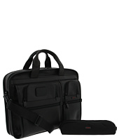 Tumi - Alpha Business - Leather T-Pass™ Medium Screen Laptop Slim Brief